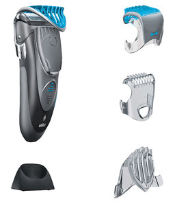 Braun Cruzer6 face + Gillette body