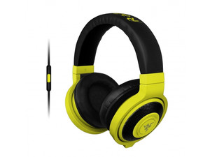 Razer Kraken Mobile Headset Neon yellow